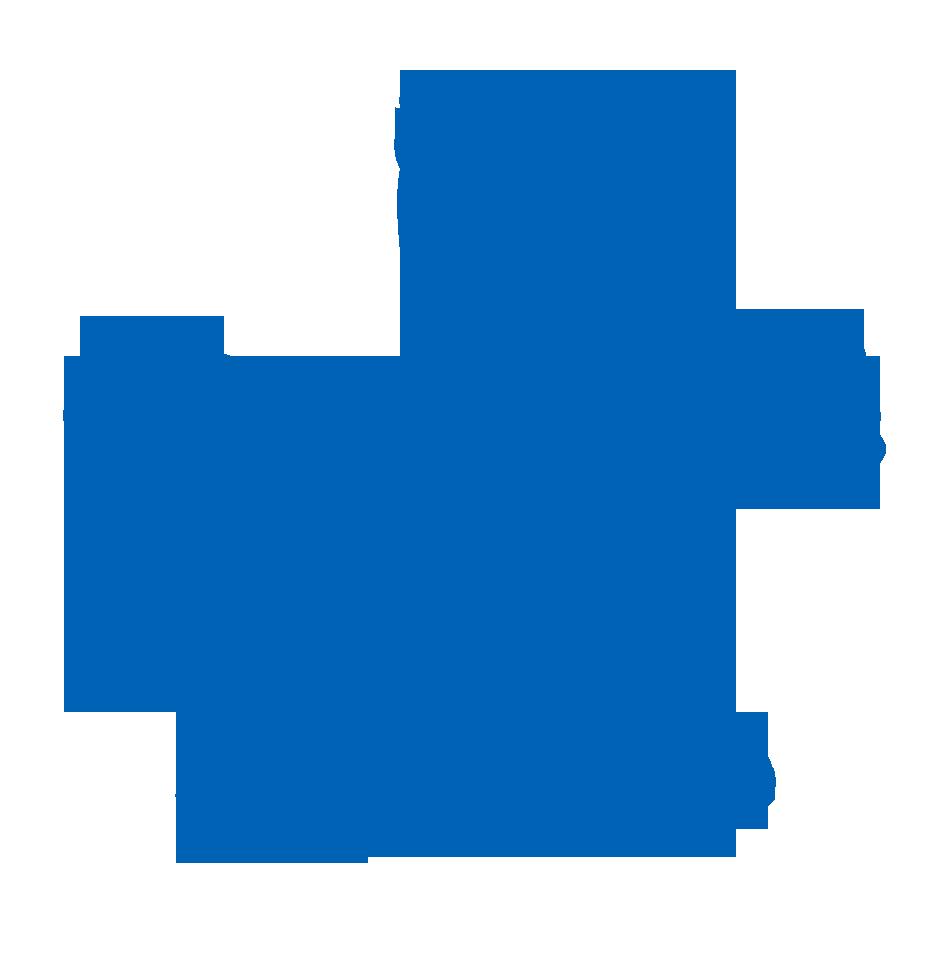 Blueflash Logo Transparent BG